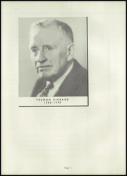 Page 6, 1949 Edition, Fosston High School - Talisman Yearbook (Fosston, MN) online yearbook collection