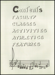 Page 8, 1949 Edition, Fosston High School - Talisman Yearbook (Fosston, MN) online yearbook collection