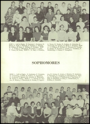 Page 16, 1957 Edition, Blooming Prairie High School - Schooner Yearbook (Blooming Prairie, MN) online yearbook collection