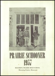 Page 5, 1957 Edition, Blooming Prairie High School - Schooner Yearbook (Blooming Prairie, MN) online yearbook collection