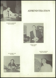 Page 6, 1957 Edition, Blooming Prairie High School - Schooner Yearbook (Blooming Prairie, MN) online yearbook collection