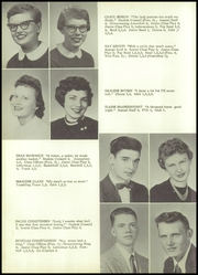 Page 8, 1957 Edition, Blooming Prairie High School - Schooner Yearbook (Blooming Prairie, MN) online yearbook collection