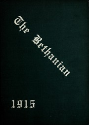 Page 1, 1915 Edition, Bethany College - Bethanian Yearbook (Bethany, WV) online yearbook collection