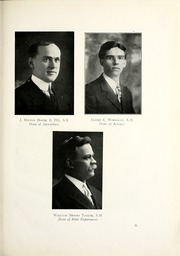 Page 17, 1916 Edition, Bethany College - Bethanian Yearbook (Bethany, WV) online yearbook collection