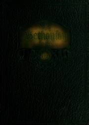 Page 1, 1929 Edition, Bethany College - Bethanian Yearbook (Bethany, WV) online yearbook collection
