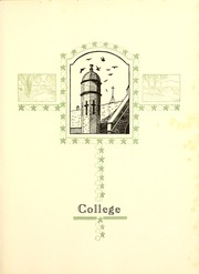 Page 13, 1929 Edition, Bethany College - Bethanian Yearbook (Bethany, WV) online yearbook collection