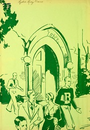 Page 2, 1932 Edition, Bethany College - Bethanian Yearbook (Bethany, WV) online yearbook collection