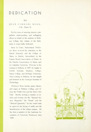 Page 8, 1932 Edition, Bethany College - Bethanian Yearbook (Bethany, WV) online yearbook collection