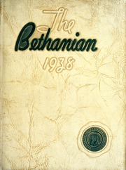 Page 1, 1938 Edition, Bethany College - Bethanian Yearbook (Bethany, WV) online yearbook collection
