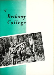 Page 11, 1938 Edition, Bethany College - Bethanian Yearbook (Bethany, WV) online yearbook collection