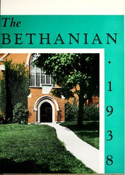 Page 13, 1938 Edition, Bethany College - Bethanian Yearbook (Bethany, WV) online yearbook collection