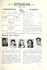 Page 5, 1943 Edition, Bethany College - Bethanian Yearbook (Bethany, WV) online yearbook collection