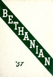 Page 1, 1957 Edition, Bethany College - Bethanian Yearbook (Bethany, WV) online yearbook collection