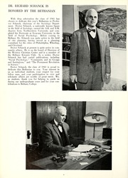 Page 10, 1961 Edition, Bethany College - Bethanian Yearbook (Bethany, WV) online yearbook collection