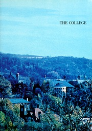 Page 13, 1961 Edition, Bethany College - Bethanian Yearbook (Bethany, WV) online yearbook collection