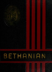 Page 1, 1962 Edition, Bethany College - Bethanian Yearbook (Bethany, WV) online yearbook collection