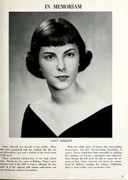 Page 11, 1962 Edition, Bethany College - Bethanian Yearbook (Bethany, WV) online yearbook collection