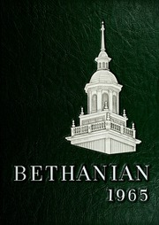 Page 1, 1965 Edition, Bethany College - Bethanian Yearbook (Bethany, WV) online yearbook collection