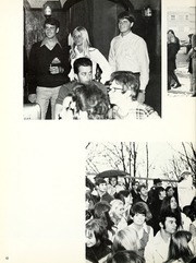 Page 16, 1970 Edition, Bethany College - Bethanian Yearbook (Bethany, WV) online yearbook collection