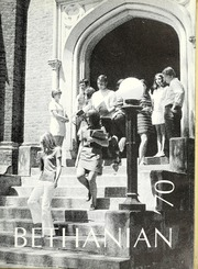 Page 5, 1970 Edition, Bethany College - Bethanian Yearbook (Bethany, WV) online yearbook collection