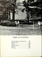 Page 6, 1970 Edition, Bethany College - Bethanian Yearbook (Bethany, WV) online yearbook collection