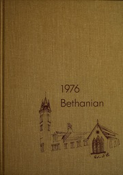 1976 Edition, Bethany College - Bethanian Yearbook (Bethany, WV)