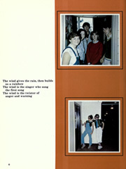 Page 10, 1983 Edition, Bethany College - Bethanian Yearbook (Bethany, WV) online yearbook collection