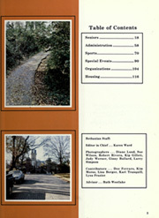 Page 7, 1983 Edition, Bethany College - Bethanian Yearbook (Bethany, WV) online yearbook collection