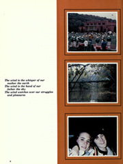 Page 8, 1983 Edition, Bethany College - Bethanian Yearbook (Bethany, WV) online yearbook collection