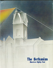 1984 Edition, Bethany College - Bethanian Yearbook (Bethany, WV)