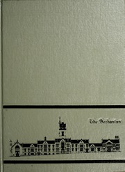 1985 Edition, Bethany College - Bethanian Yearbook (Bethany, WV)