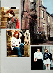 Page 10, 1985 Edition, Bethany College - Bethanian Yearbook (Bethany, WV) online yearbook collection