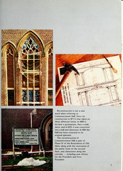 Page 9, 1985 Edition, Bethany College - Bethanian Yearbook (Bethany, WV) online yearbook collection