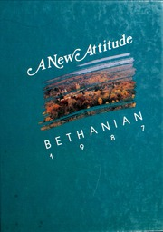 1987 Edition, Bethany College - Bethanian Yearbook (Bethany, WV)