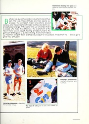 Page 13, 1987 Edition, Bethany College - Bethanian Yearbook (Bethany, WV) online yearbook collection