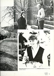 Page 17, 1987 Edition, Bethany College - Bethanian Yearbook (Bethany, WV) online yearbook collection
