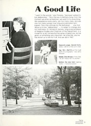 Page 7, 1987 Edition, Bethany College - Bethanian Yearbook (Bethany, WV) online yearbook collection
