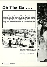 Page 10, 1988 Edition, Bethany College - Bethanian Yearbook (Bethany, WV) online yearbook collection