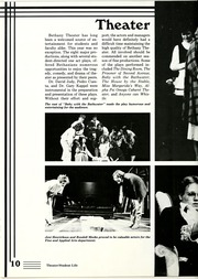 Page 14, 1988 Edition, Bethany College - Bethanian Yearbook (Bethany, WV) online yearbook collection