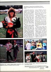 Page 17, 1988 Edition, Bethany College - Bethanian Yearbook (Bethany, WV) online yearbook collection