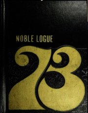 1973 Edition, Kennedy High School - Noble Logue Yearbook (Babbitt, MN)
