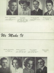 Page 13, 1950 Edition, Moose Lake High School - Minicahda Yearbook (Moose Lake, MN) online yearbook collection