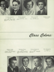 Page 14, 1950 Edition, Moose Lake High School - Minicahda Yearbook (Moose Lake, MN) online yearbook collection