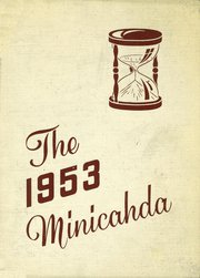 Page 1, 1953 Edition, Moose Lake High School - Minicahda Yearbook (Moose Lake, MN) online yearbook collection