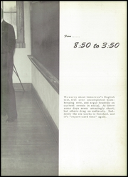 Page 11, 1953 Edition, Moose Lake High School - Minicahda Yearbook (Moose Lake, MN) online yearbook collection