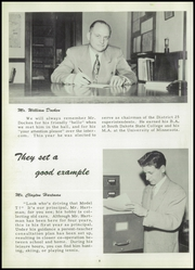 Page 12, 1953 Edition, Moose Lake High School - Minicahda Yearbook (Moose Lake, MN) online yearbook collection