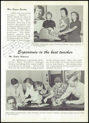 Page 13, 1953 Edition, Moose Lake High School - Minicahda Yearbook (Moose Lake, MN) online yearbook collection