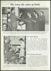 Page 14, 1953 Edition, Moose Lake High School - Minicahda Yearbook (Moose Lake, MN) online yearbook collection