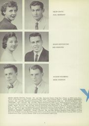 Page 10, 1957 Edition, Rush City High School - Tigerian Yearbook (Rush City, MN) online yearbook collection