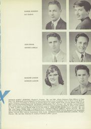 Page 11, 1957 Edition, Rush City High School - Tigerian Yearbook (Rush City, MN) online yearbook collection
